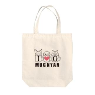 マグニャン Tote bags