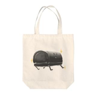 メタルかまぼこ Tote bags