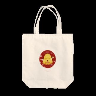 グラフィックアニマルズのchanyui model Tote bags