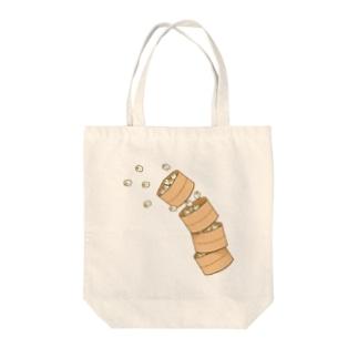 しゅうまい Tote bags