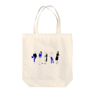 straight Tote bags