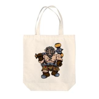 ドワーフ・キング 『バイエル』 Tote bags