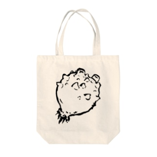 ホヤシンプル02 Tote bags