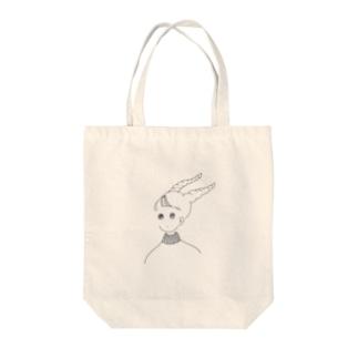 強風 Tote bags