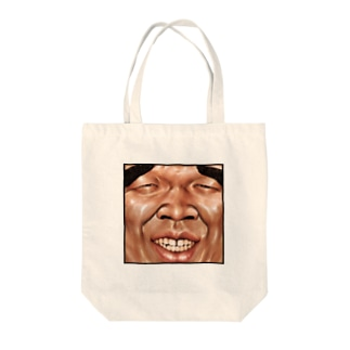笑撃! version1 Tote bags