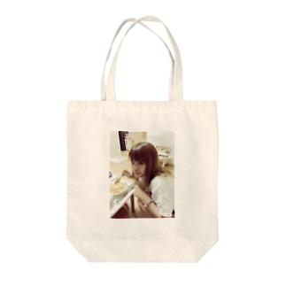 一輪の花 Tote bags