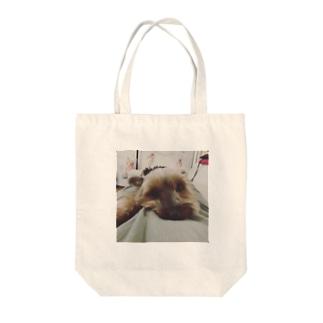 あきら Tote bags