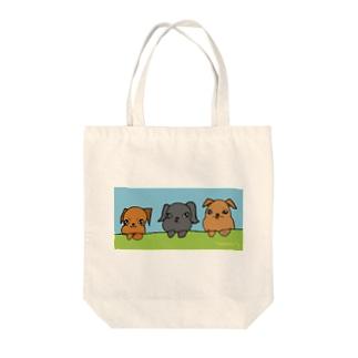 *ranenou*goods(グリフォンs) Tote bags