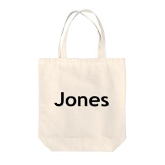 Jones Tote bags