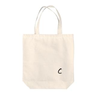 c Tote bags