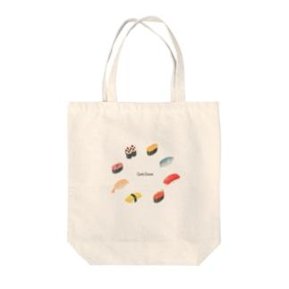 第8回お寿司サミットグッズ Tote bags