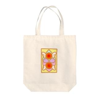 つかさちゃんの太陽グッズ Tote bags