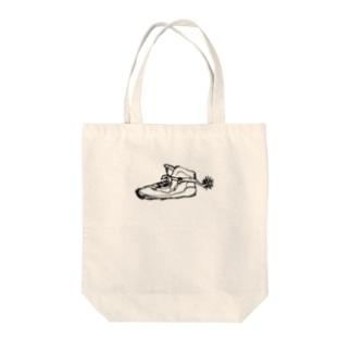 スパー Tote bags