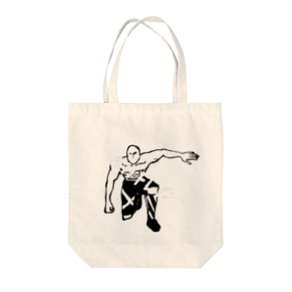 ハイフライヤー Tote bags