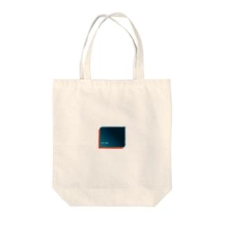 盲目の暴露 Tote bags
