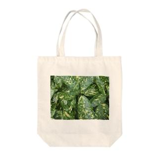 グリーングリーン!! Tote bags