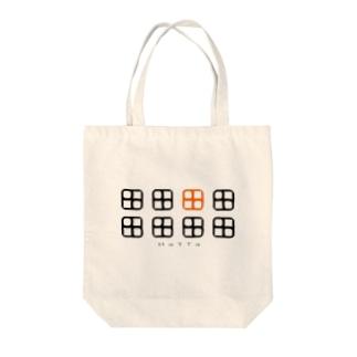 八田 Tote bags