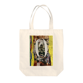 chisacollageの0 Tote bags