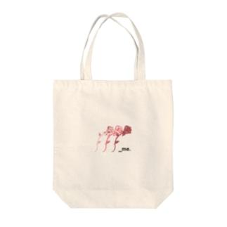 _rose. Tote bags