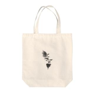 忘れ去られた向日葵、 Tote bags