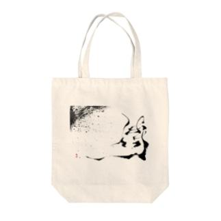 侍-samurai- Tote bags