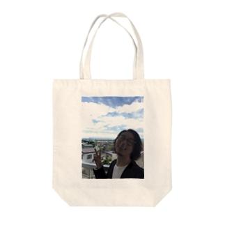 勇気と栄光のバック Tote bags