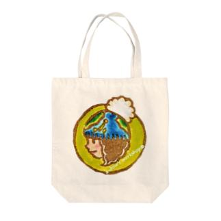 a-bow's workshopのa-bow. アイコン Tote bags