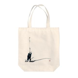 一輪 Tote bags