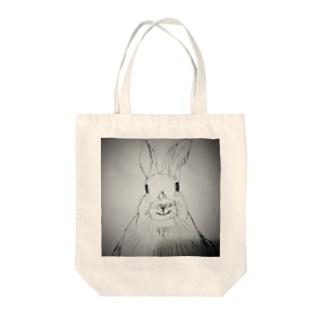 Peter rabbit Tote bags