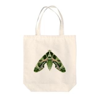 夾竹桃雀 Tote bags