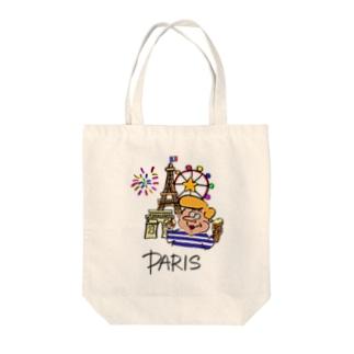 PARIS GUY トートバッグ