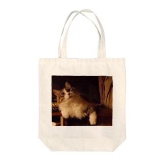 社長3。 Tote bags