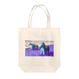 埴輪物語 Tote bags