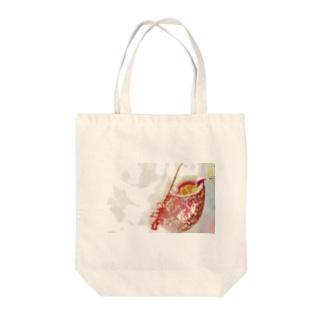 フーケリアナ Tote bags