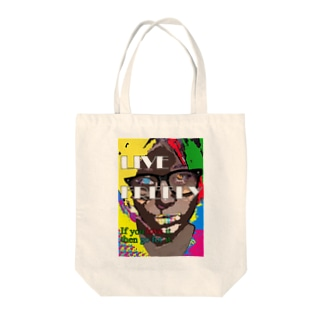 Live Freely Tote bags