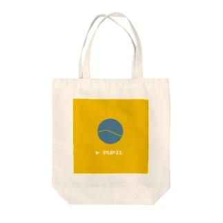 PUPIL(GAME Tote bags