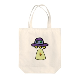 UFOとくりぼーい トートバッグ