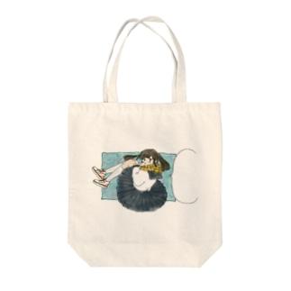 セーラー服とツインテール Tote bags