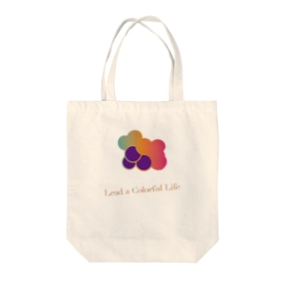 Colorful Grapes ver2.0 Tote bags