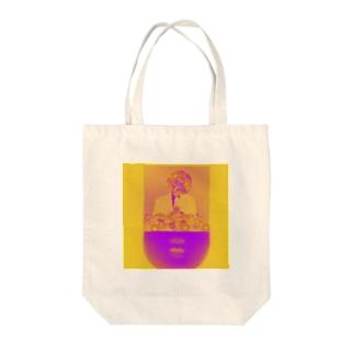 昆虫セミナー Tote bags