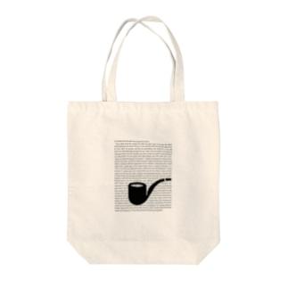 シャーロックホームズの冒険 Tote bags