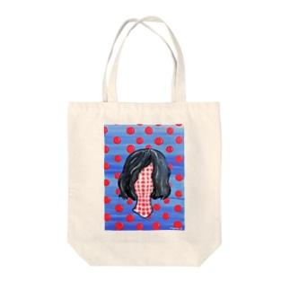 カリスマ Tote bags