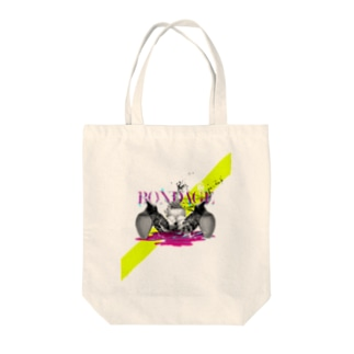 BONDAGE Tote bags