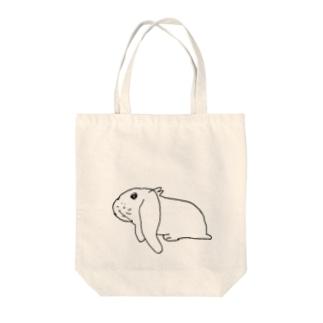 むぎしファースト Tote bags
