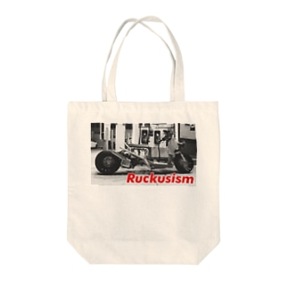 Ruckusismグラフィックトートバッグ Tote bags