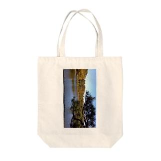 松と池 Tote bags