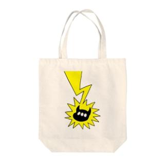 びりびりのピパネズミ Tote bags