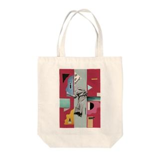 joyeuse(ジョワイユーズ) Tote bags