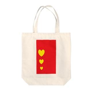 はーと Tote bags
