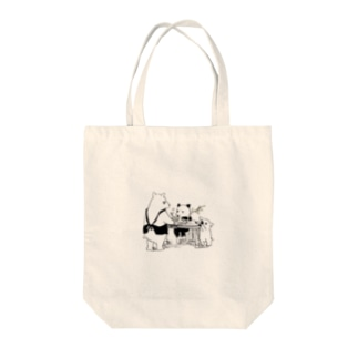 偏食ブラザース Tote bags